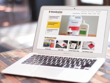 Brandywine Primelabels Website