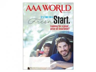 AAA Insurance Marketing Cover