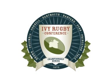 Ivy League Rugby Branding