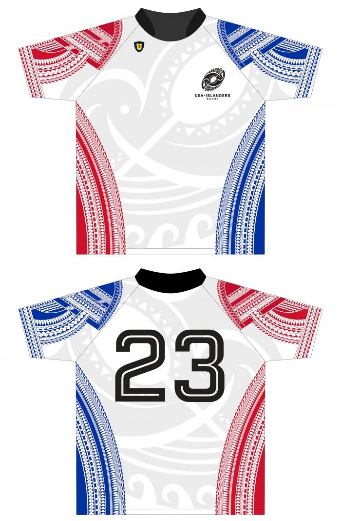 Usa Islanders Custom Jerseys