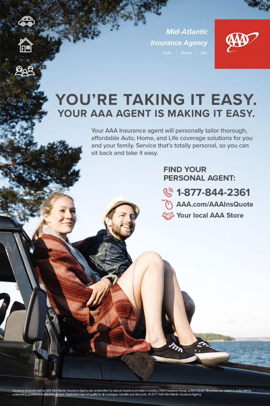 AAA Insurance Marketing