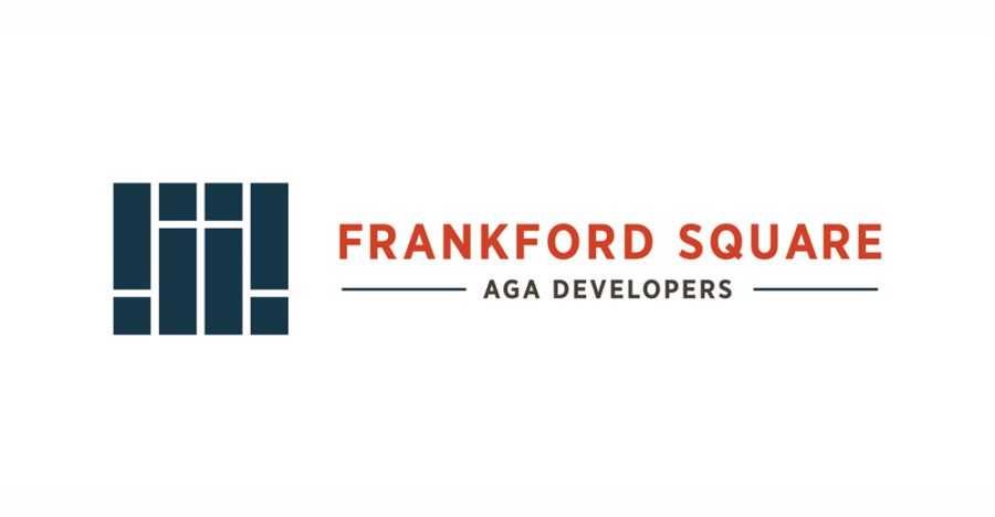 Logo for Frankford Square Townhome Development
