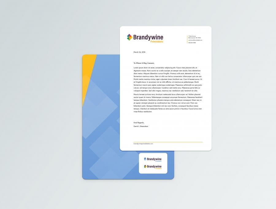 Primelabels stationary design