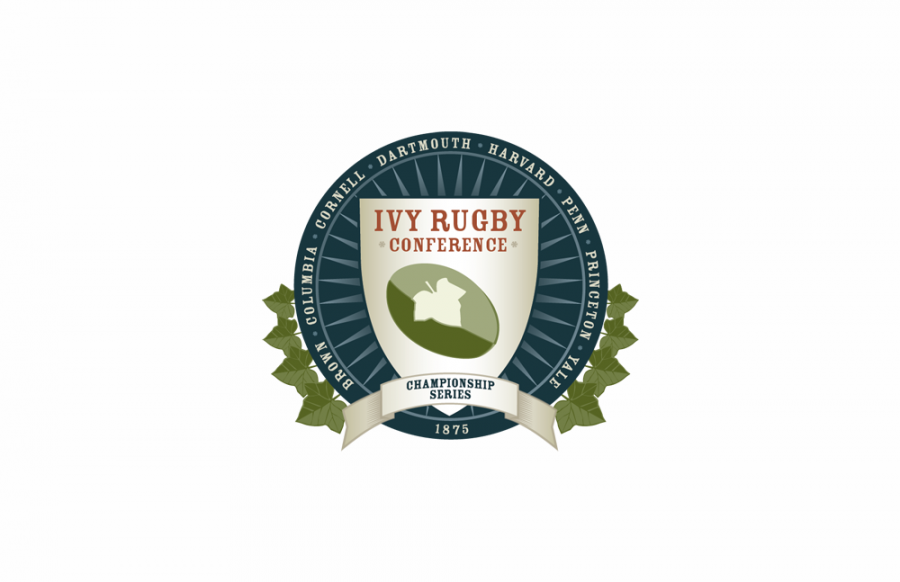 Ivy Rugby Conference Branding Identity