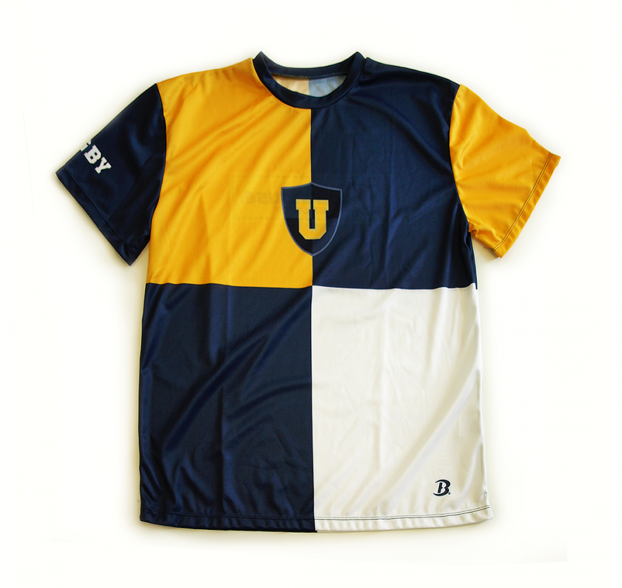 Custom Rugby Jersey with URugby Branding