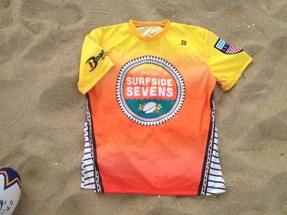 Surfside Sevens, event marketing and promotional tournament items