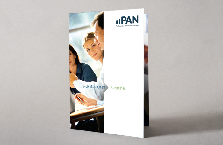 Performance Assessment Network, Inc. Tri-Fold Brochure