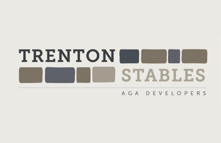 Logo for new homes in fishtown